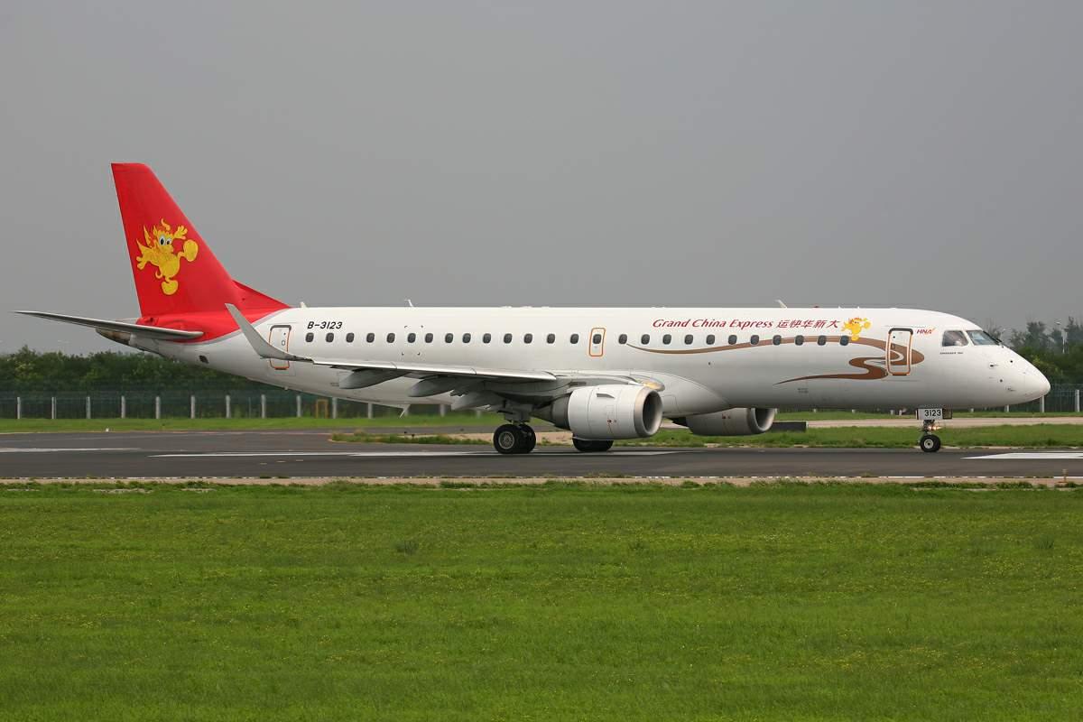 天津航空即将开通西安=遵义=三亚航线